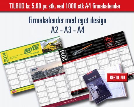 Bestil firmakalender