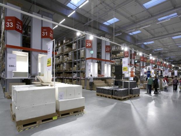 Ikea Odense Danmarks Største Ikea Byggeri Byggepladsdk