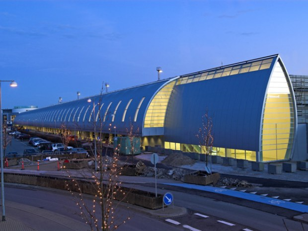 Крупнейший аэропорт Дании и Скандинавии