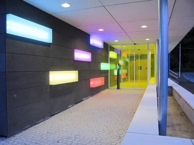 Hotel Nyborg Strand : Knopskydning med kant : Byggeri : Byggeplads.dk