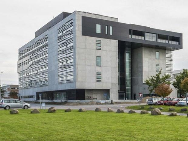 Aalborg Universitet : Aalborg-modellen i størrelse 1:1 : Byggeri : Byggeplads.dk