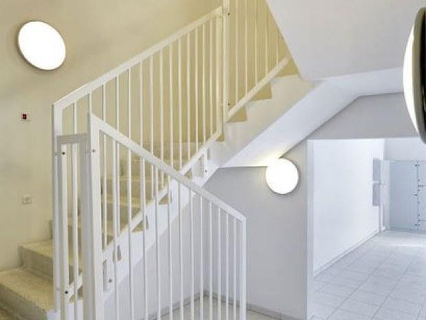 Bolværket-trappe