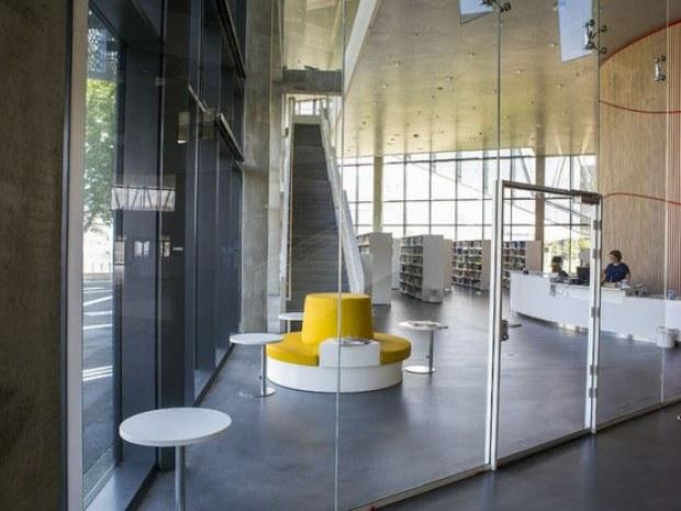 campus kolding-bibliotek