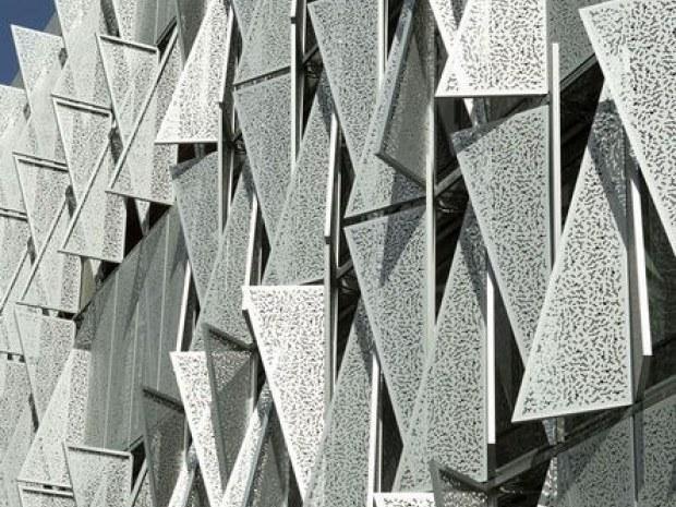 campus kolding-facade
