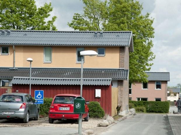Elkærparken : Fuld valuta for pengene : Byggeri : Byggeplads.dk