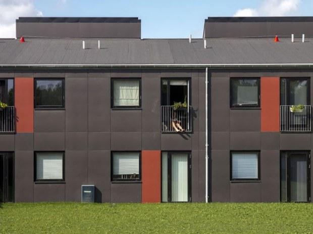 Grundtvigs Hus-facade