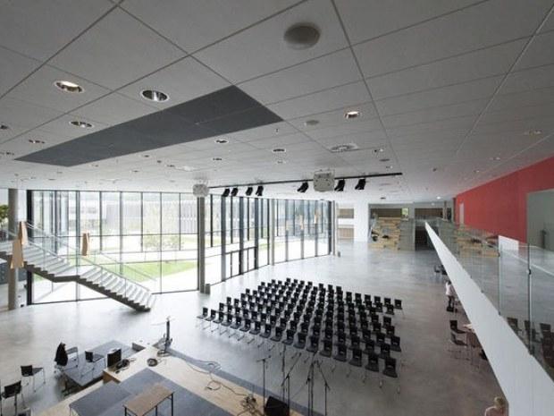herning gymnasium-agora