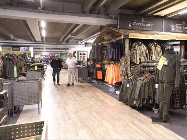østjysk våbenhandel-butik