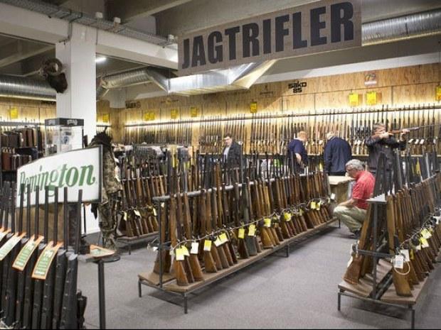 østjysk våbenhandel
