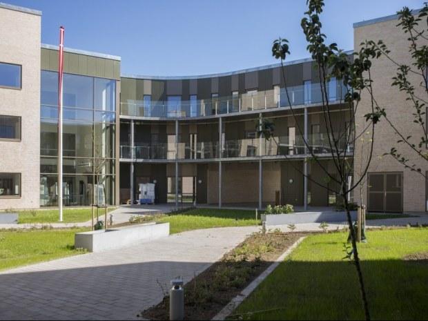 Aarhus Friplejehjem - Gårdrum