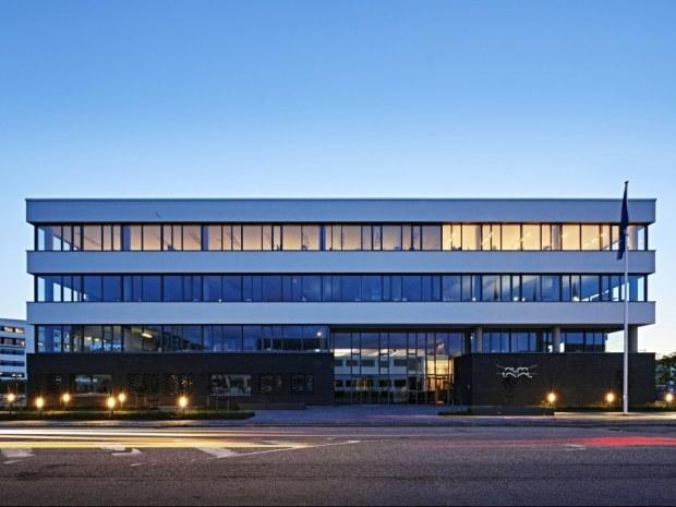 Alfa Laval Aalborg - Udvendigt