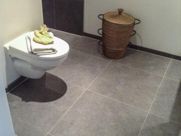 Bryggeblomsten - Badeværelse