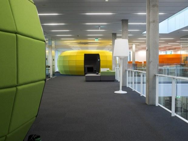 Campus Tønder - Igloer