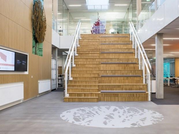 Campus Tønder - Trappe