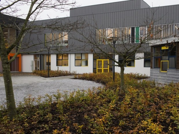 Campus Tønder - Gårdmiljø