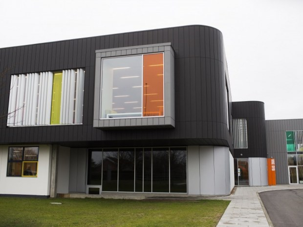 Campus Tønder - Facade