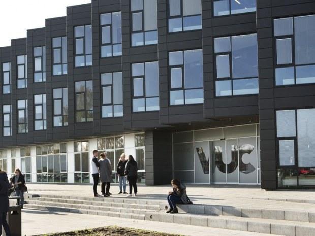 Campus Vejle-front