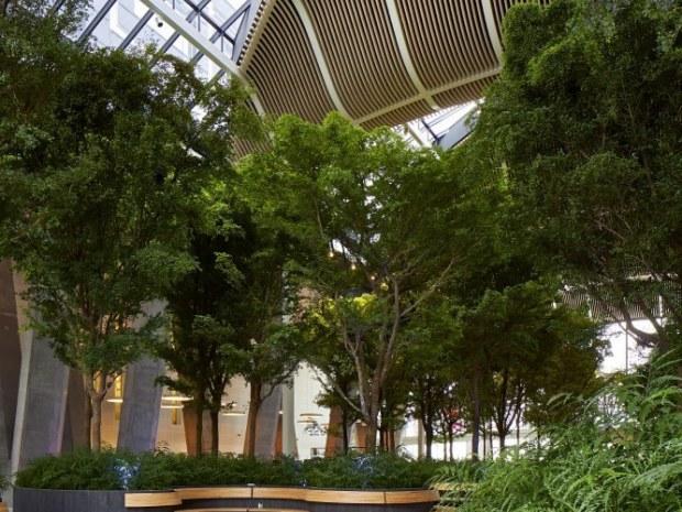 Copenhagen Towers II - Atrium