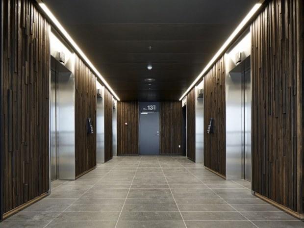 Copenhagen Towers II - Elevatorer