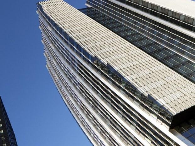 Copenhagen Towers II - Facade