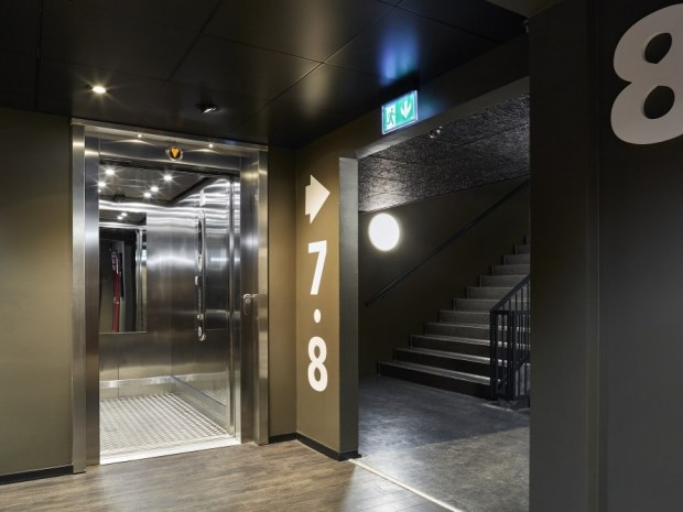 Field's - Elevator