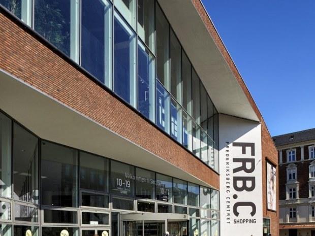 Frederiksberg Centret- Falkoner2