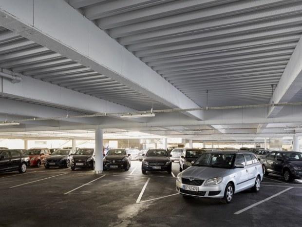 Frederiksberg Centret - Parkering