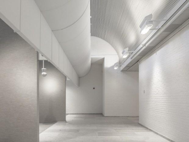 Kunsten - Museum of Modern Art Aalborg - Vægge