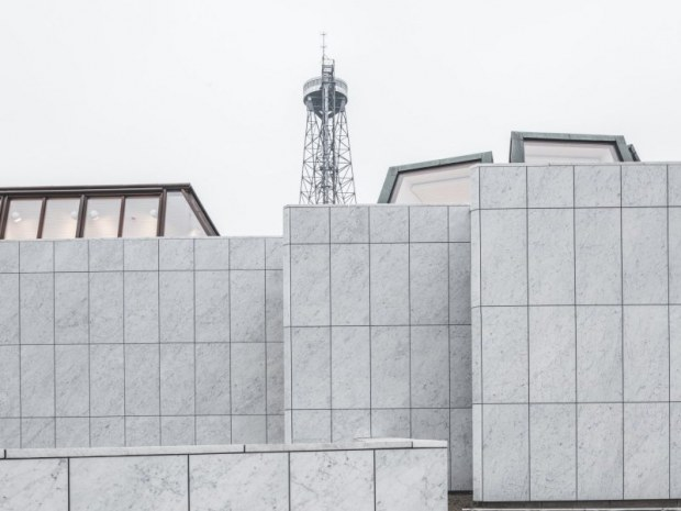 byggeri kulturcenter kunsten museum modern art aalborg