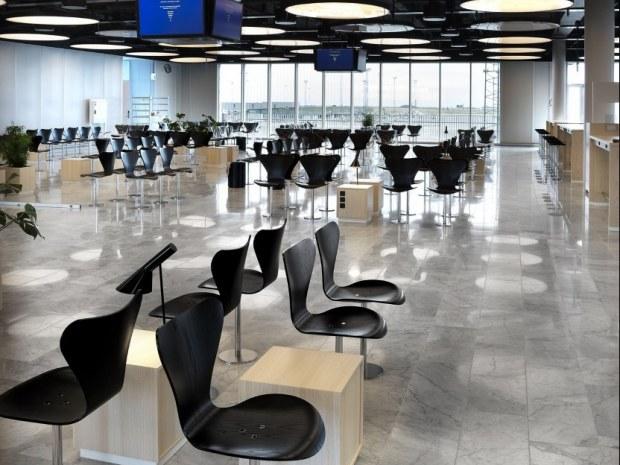 Lufthavn Finger C - Lounge
