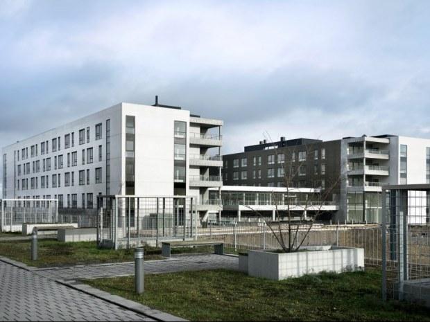 Plejecenter Fjordstjernen - Beliggenhed