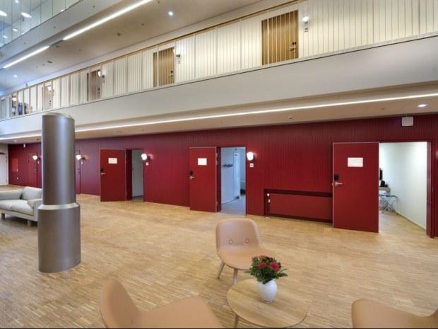 Rigshospitalet Patienthotel og Administration - Lounge