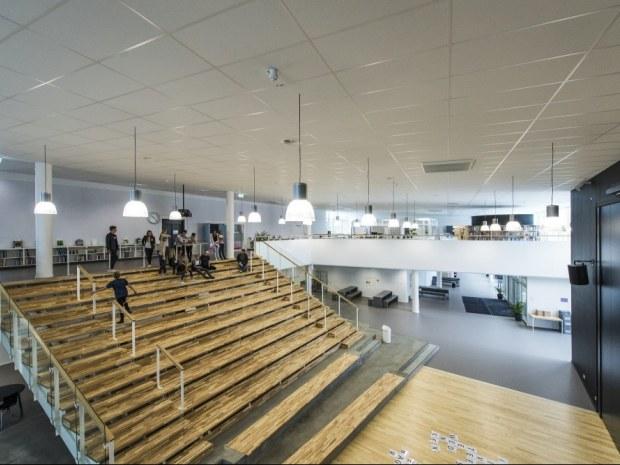 Snejbjerg Skole - Etagedæk