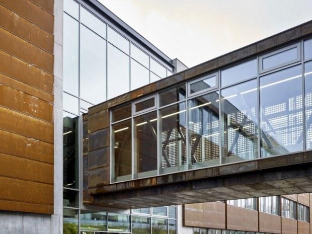 Syddansk Universitet, Bygning 44 - Facade