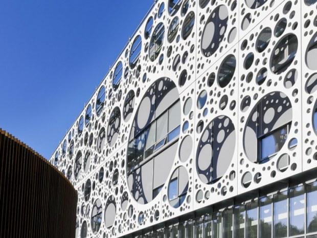 Syddansk Universitet TEK - Facade
