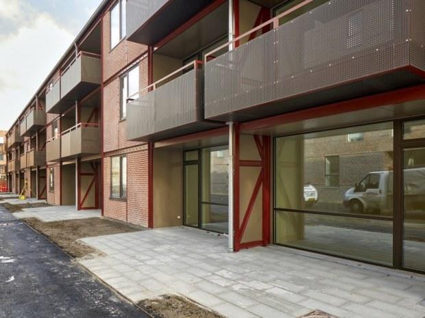 Valby Maskinfabrik, P1 og P2-hallerne - Altaner