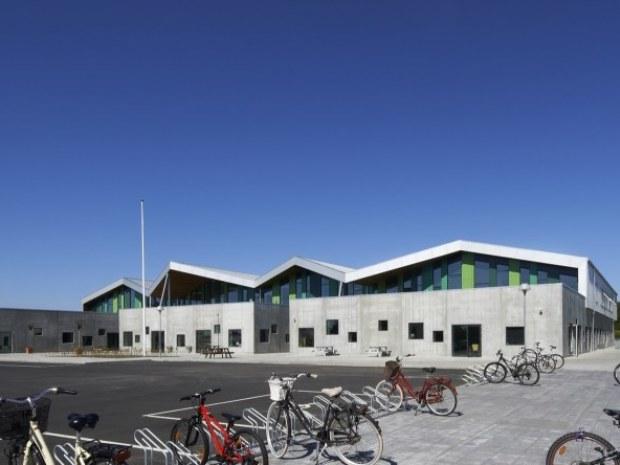 Aabybro Skole - Bygningen
