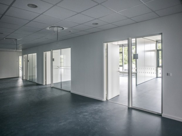 Aarhus Letbanes Trafik- og Servicecenter - Faciliteterne