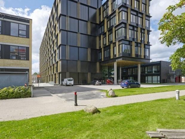 DTU Biosustain, bygning 220 - Bygningen