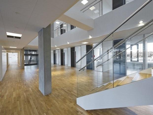 DTU Biosustain, bygning 220 - Glasvæggene