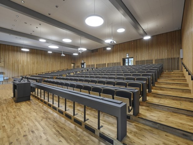 DTU, bygning 303A - Auditoriet