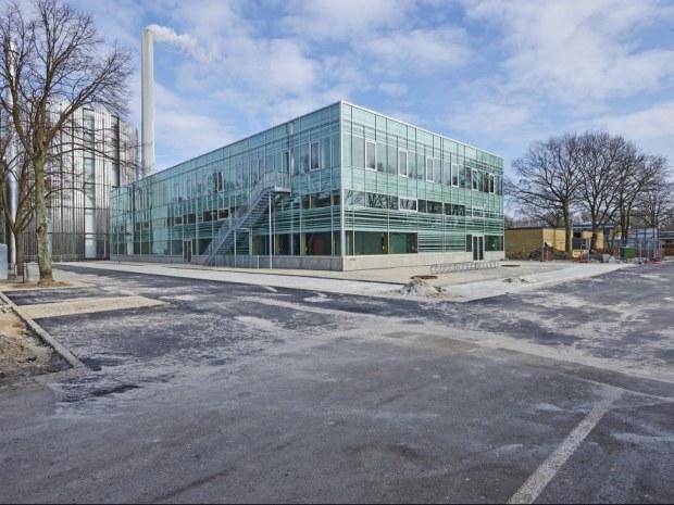 DTU Campus Service - Kontor- og testhus