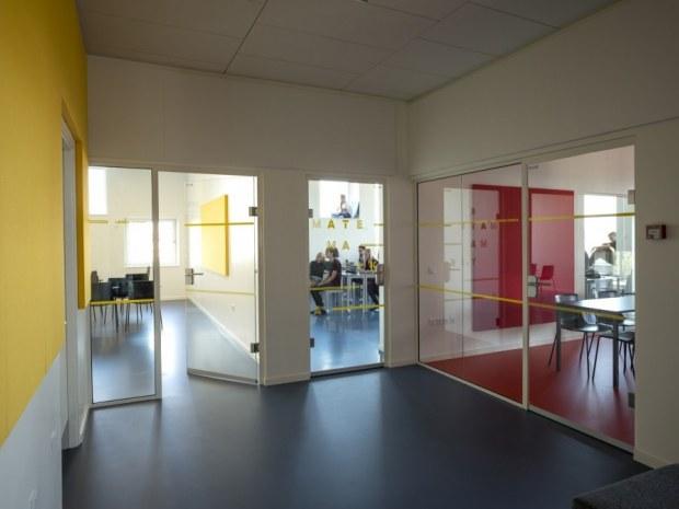 Frederiksbjerg Skole - Undervisningsrum