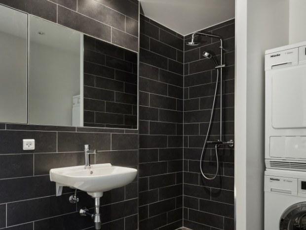 Frikvarteret - Badeværelserne