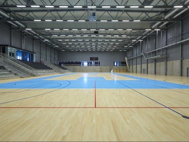 Gentofte Sportspark - Hallen