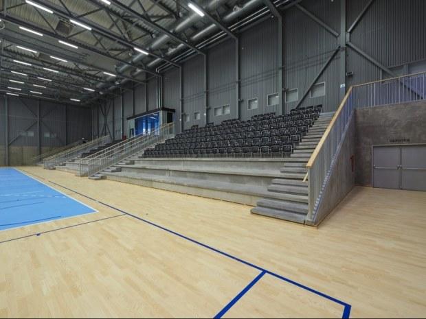 Gentofte Sportspark - Tribunen