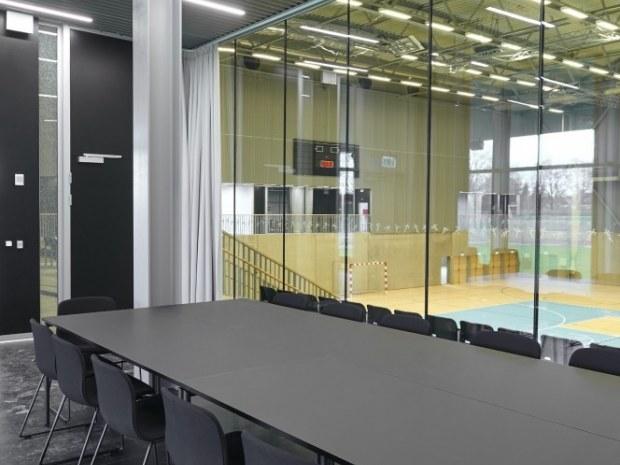 Gentofte Sportspark - Lokaler