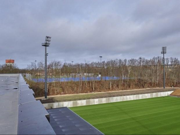 Gentofte Sportspark - Stadion