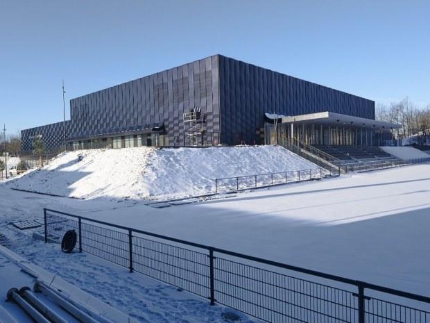 Gentofte Sportspark - Udefra