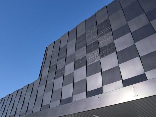 Gentofte Sportspark - Facade